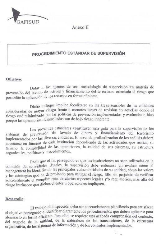 004 Procedimiento de Supervision
