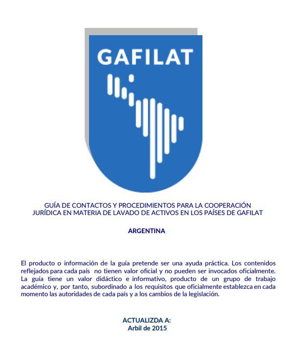 Guia Coop ALM Argentina 2015