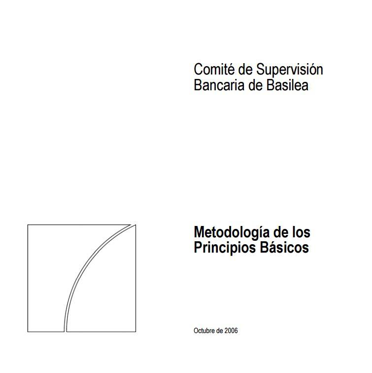 BIS Metodologia de los Principios Basicos 2006 es