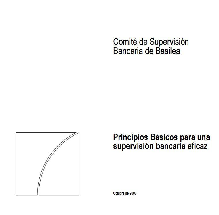 BIS Principios Basicos de una Supervision Bancaria Eficaz 2006 es